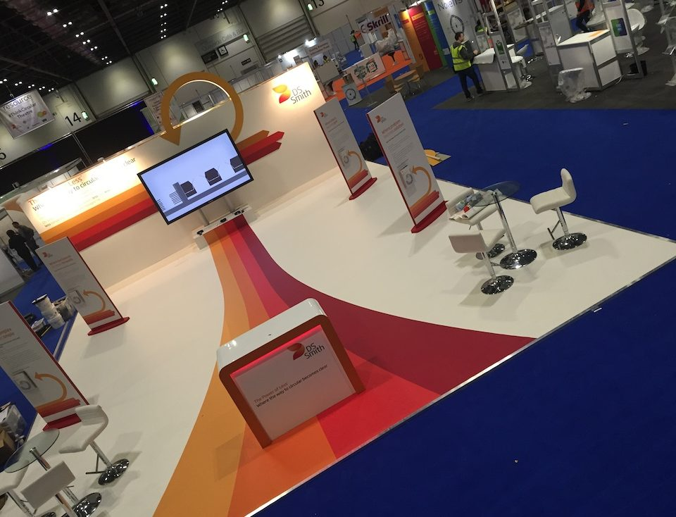 4matix exhibition stands